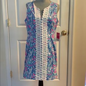 NWT Women's Lilly Pulitzer Target My Fans Dress